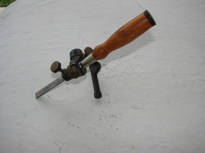 Honing Tool Holding Jig