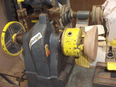 Walker Turner Lathe  No 718390
