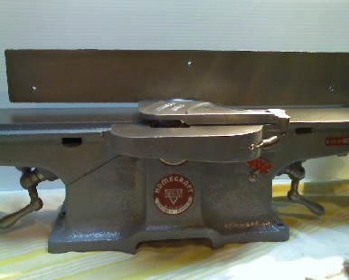 Jointer 4'' Delta Milwaukee