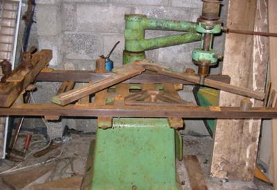 Oliver Machine 4952/15