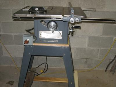 Rockwell 34-600 Table Saw