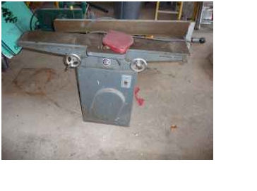 Rockwell Delta 37-220 Jointer