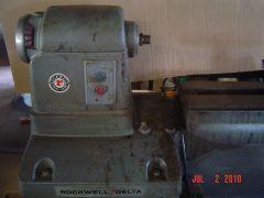 Rockwell Delta Wood Lathe 46-400 Type 2