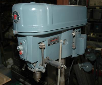 Rockwell No. 15-017 Drill Press