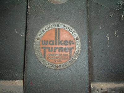 Walker Turner 6