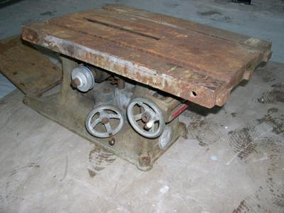 Walker Turner B995 Saw Bench