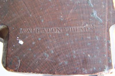 Antique Wheaton Plane