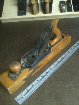 Bailey Transition Plane