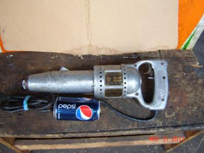 Black and Decker No: 2 Electric Hammer