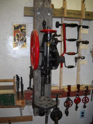 Buffalo Forge Post Drill No. 146