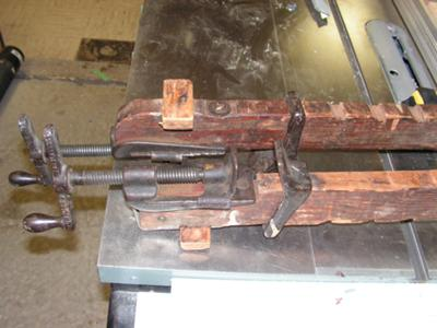 Chicago Barrel Don & Co. Bar Clamps