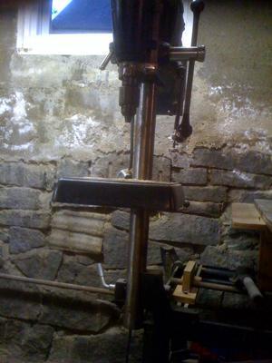 Craftsman Model 103 Drill Press