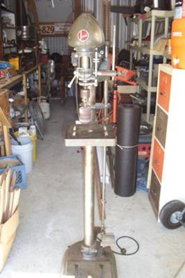 1934 Delta Drill Press 1934
