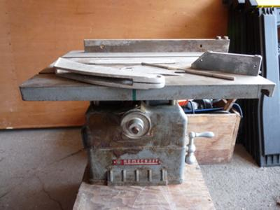 Homecraft Table Saw