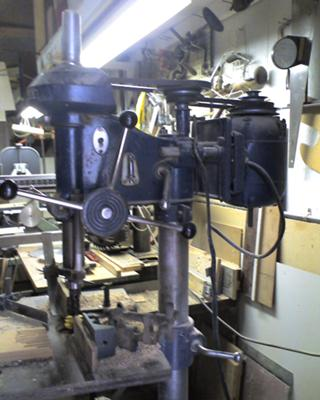 Vinatage Craftsman Drill Press