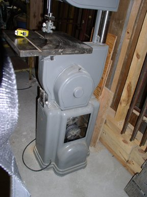 Band Saw - Unknown Manufacturer