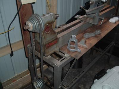 Homecraft-Delta-Milwaukee Wood Lathe