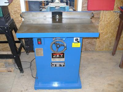 JET  WSS-3-1 Spindle Shaper