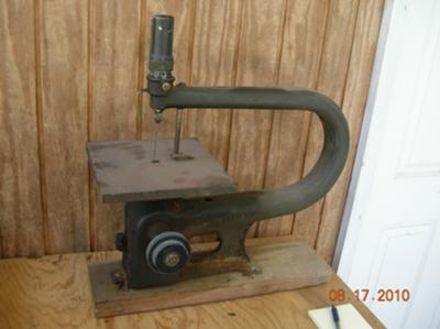 Walker Turner Scroll Saw