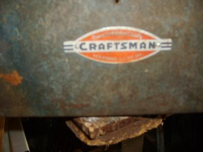 Old Creftsman ToolBbox