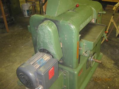 Powermatic Model 160 Planer