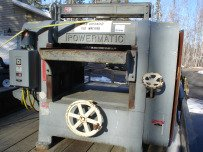 Powermatic Planer Model 224