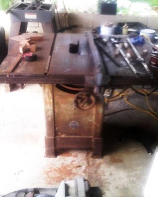 Walker Turner Table Saw